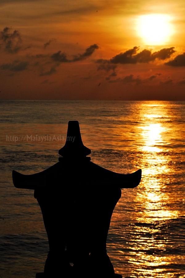 Bali Sunrise Picture