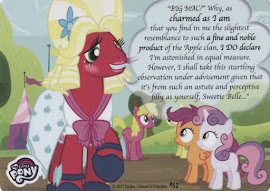MLP Orchard Blossom is Charmed Series 4 Trading Card