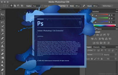 SPECIAL TEXT EFFECT PHOTOSHOP