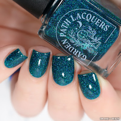 Garden Path Lacquers-Dripping With Alchemy
