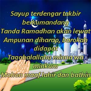 Kata Kata Motivasi Ucapan Hari Raya Idul Fitri