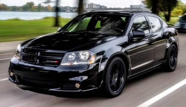 2017 Dodge Avenger Redesign