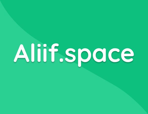 Aliif Arief