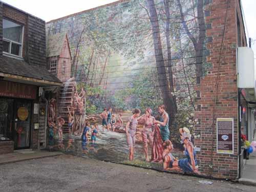Islington Murals