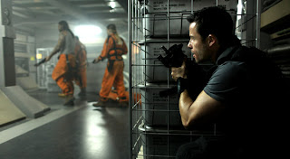 Lockout sci-fi action movie Guy Pearce