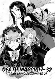 Death March Kara Hajimaru Isekai Kyousoukyoku / Death Marching to the Parallel World Rhapsody Web Novel Online Capítulo 17-32