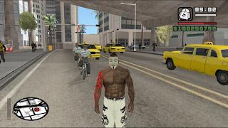 تحميل لعبه GTA SA