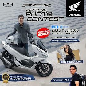 PCX Virtual Photo Contest