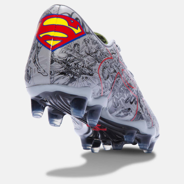 Under Armour Clutchfit Batman v Superman Boots Released - leaked soccer b838bf8e36