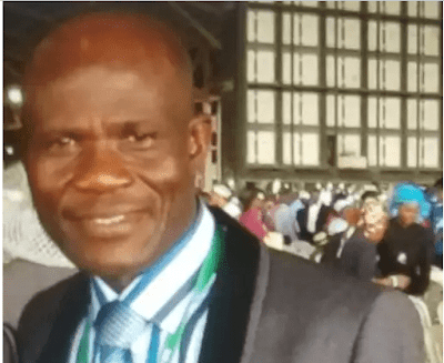 60 years old RCCG Pastor jailed over N9m fraud