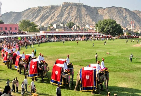 Winter Festival in Mount Abu
