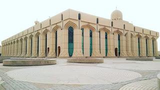 Tak Ada Kotak Amal di Dalam Masjid seantero Arab Saudi