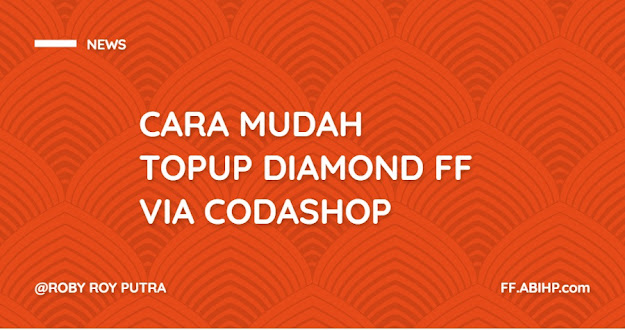 Topup Diamond FF di Codashop Potong Pulsa 1