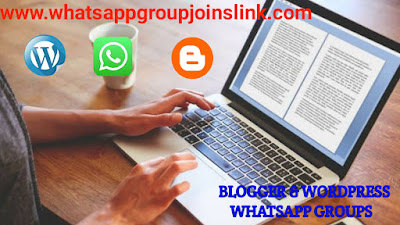 Blogger And Wordpress/Web Developers WhatsApp Group Joins Link