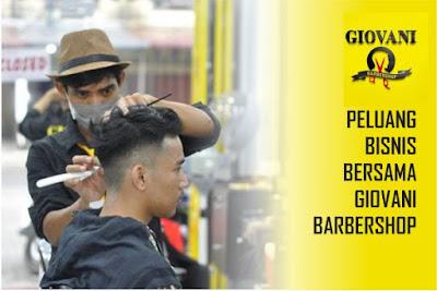 Bermitra Dengan GIOVANI Barbershop
