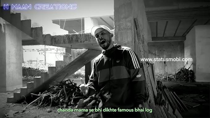 StatusMobi.Com | YouTube vs TikTok | Chamkeele Chooje - Dino James ft.Girish Nakod | Whatsapp Status Video