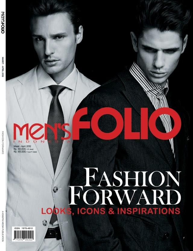 MEN'S FOLIO & MY ESSENTIAL