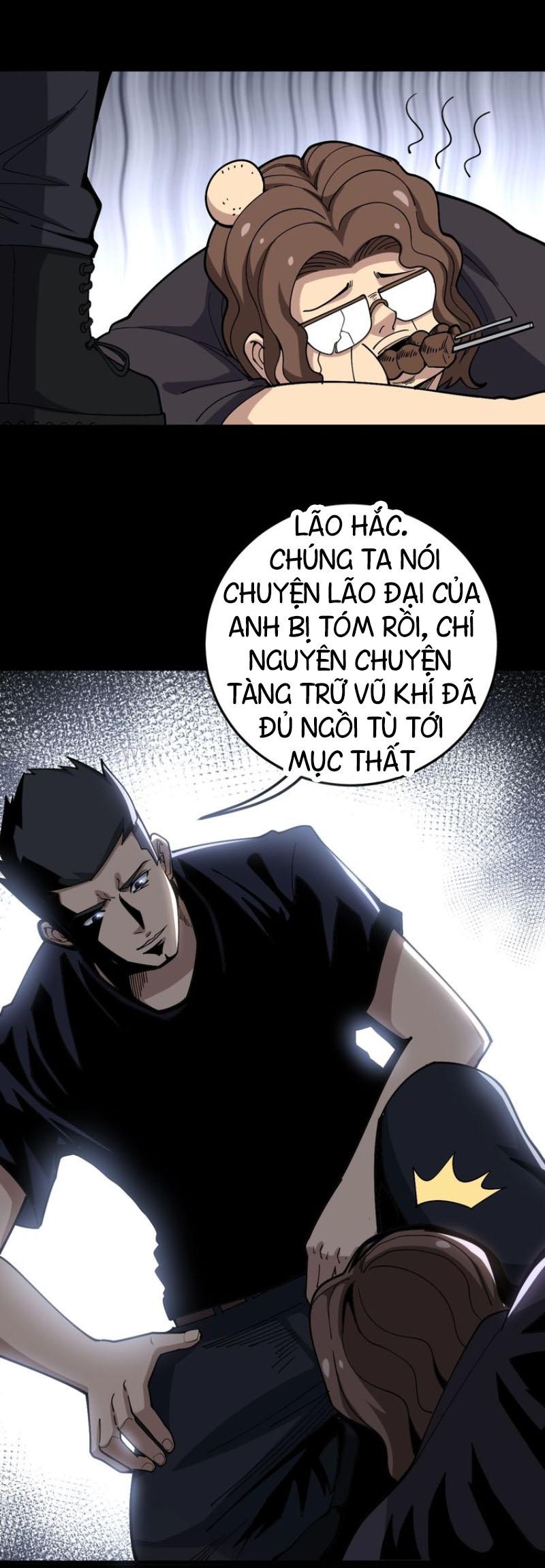 Độc Thủ Vu Y chap 50 - Trang 4