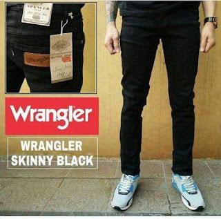 Celana jeans pria, celana wrangler, celana jeans wrangler