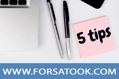 5 نصائح لتصبح أكثر تنافسية في سوق العمل