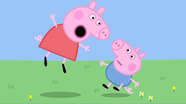 high resolution peppa pig wallpaper