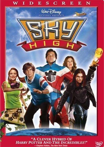 Poster Of Sky High 2005 720p Hindi BRRip Dual Audio Full Movie Download