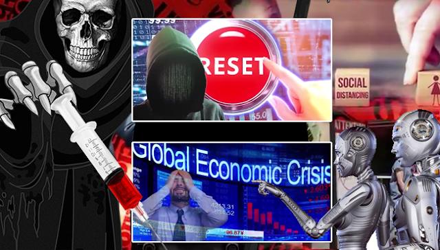 A világtörténelem legnagyobb gazdasági összeomlása, pusztítása és brutalitása közeleg? Videók