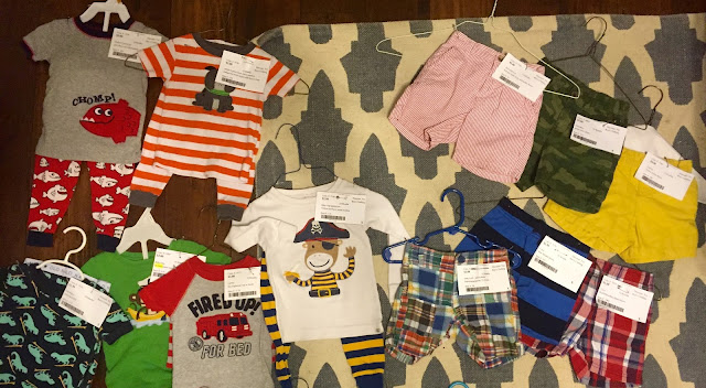 boys clothes JBF consignment sale