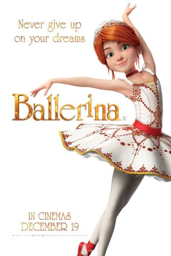 Ballerina [2016] [DVDR] [NTSC] [Custom HD] [Latino]