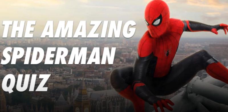 the amazing spiderman quiz answers 100% score quiz diva