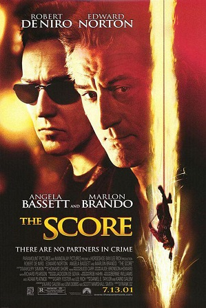 The Score (2001) 350MB Full Hindi Dual Audio Movie Download 480p Bluray