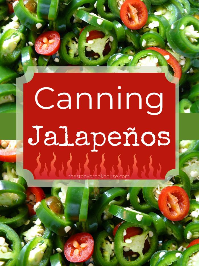 Canning Jalapeños