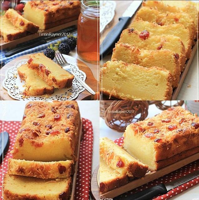 Gambar Resep Cake Tape