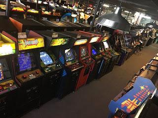 Salón reacreativo retro - Galloping Ghost Arcade