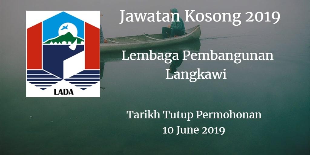 Jawatan Kosong LADA 10 June 2019