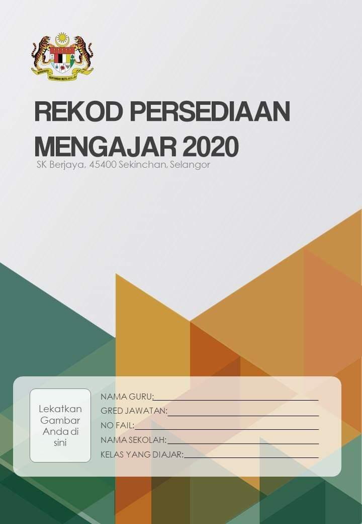 Maklumat Dan Kandungan Di Dalam Fail Rph Buku Rekod Mengajar 2020 Layanlah Berita Terkini Tips Berguna Maklumat