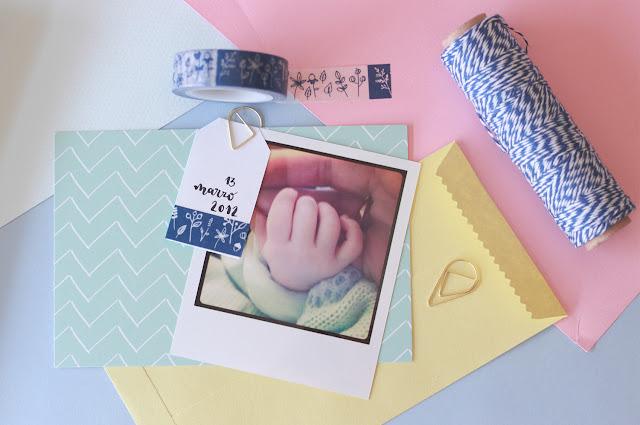 Inspiración: cuando un washi tape marca la diferencia
