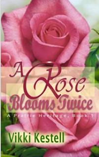 A Rose Blooms Twice: Vikki Kestell l LadyD Books