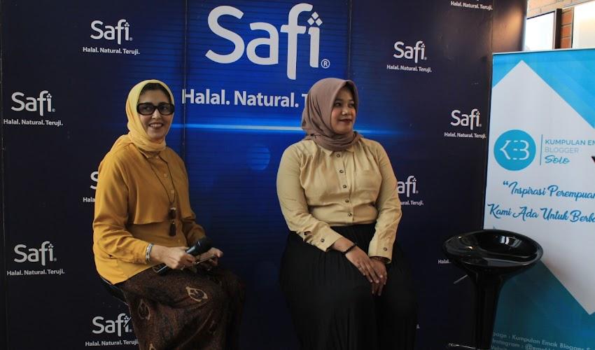 Safi Age Defy, Agar Kulit Tak Menua Sebelum Waktunya