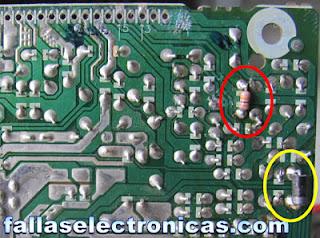 arreglar error f61 panasonic