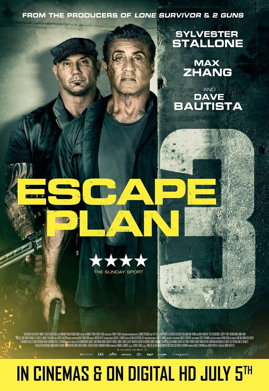 Escape Plan Online