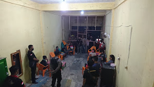 Berita Tebo : Polisi Gerebek Sejumlah Cafe di Rimbo Bujang