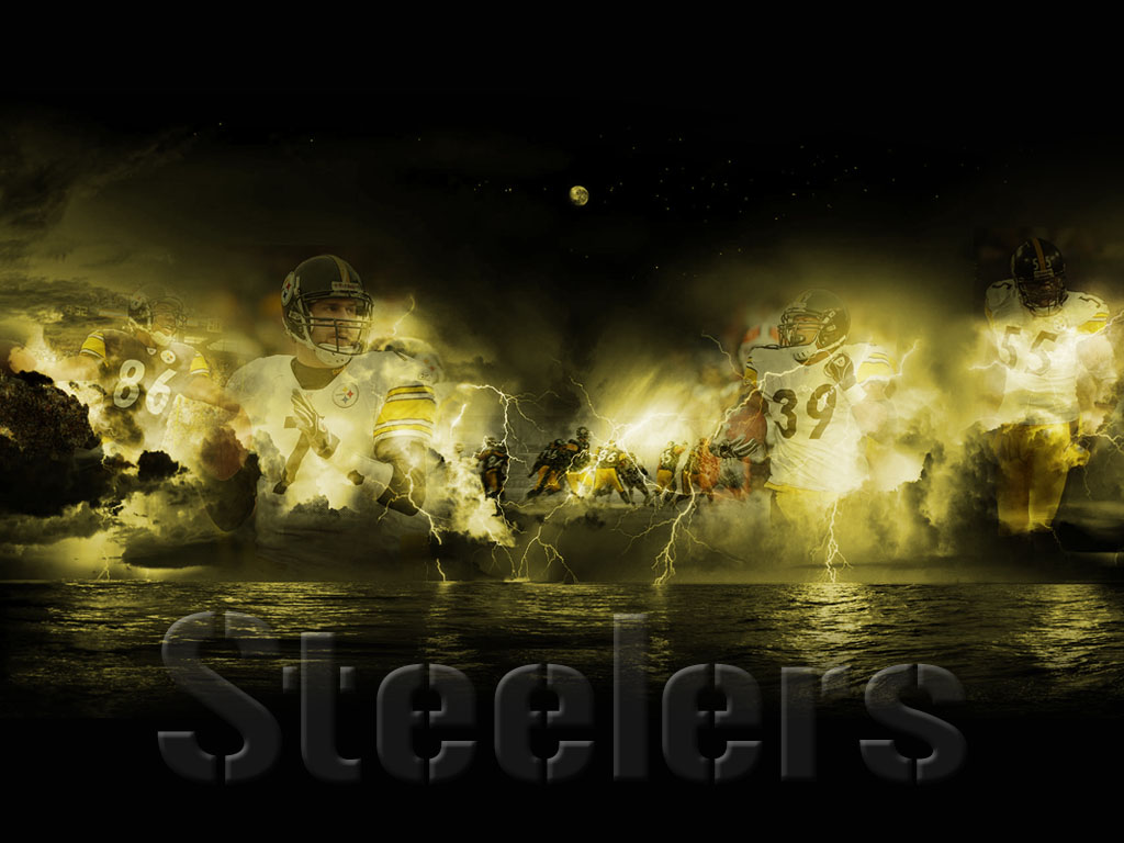 Steelers Logo Wallpaper Famouse Wallpapers