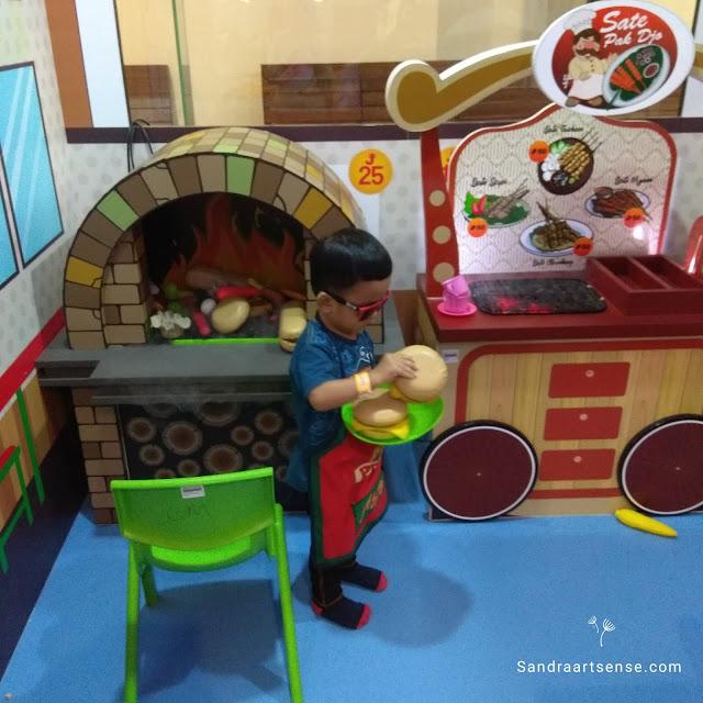 Joy n Fun Kids Playground Kings Bandung