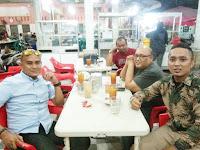 Ketua GNI Deli Serdang Menjalin Silahturahmi Dengan Stake Holder Yang Ada di Kota Medan