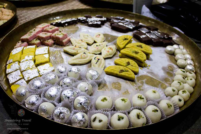 sweets of Makhanlal Das and Sons in Kolkata