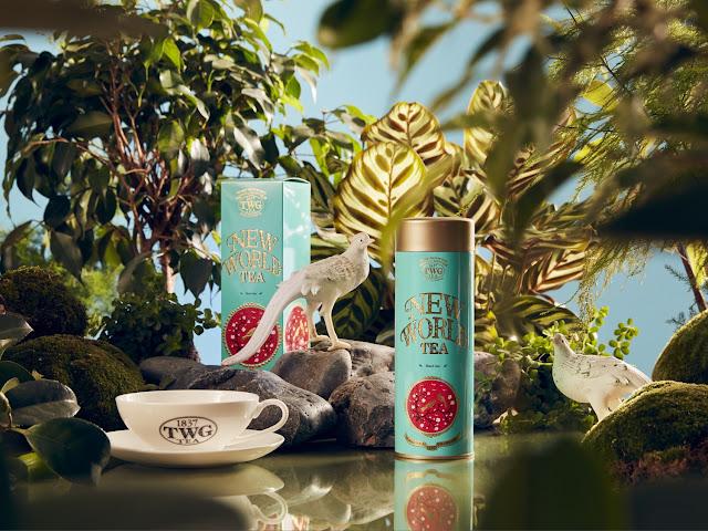 เริ่มต้นวันใหม่และเติมพลังด้วย New World Tea  อบอุ่นและสุขใจ พร้อมเฉลิมฉลองกับเซ็ตชาปีใหม่ WORLD     VOYAGE NEW YEAR TEA SET