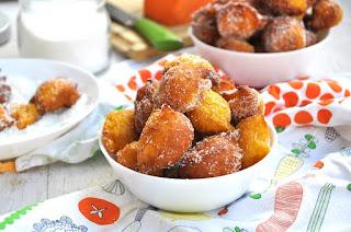 Frittelle di Zucca dolci Bimby