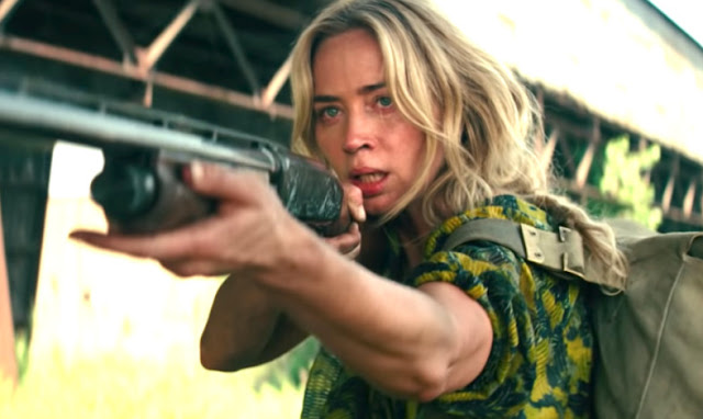 Hot New Movie Trailers A Quiet Place  Part 2