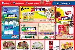 Katalog Promo HARI HARI Swalayan Weekend 20 - 23 Juni 2019